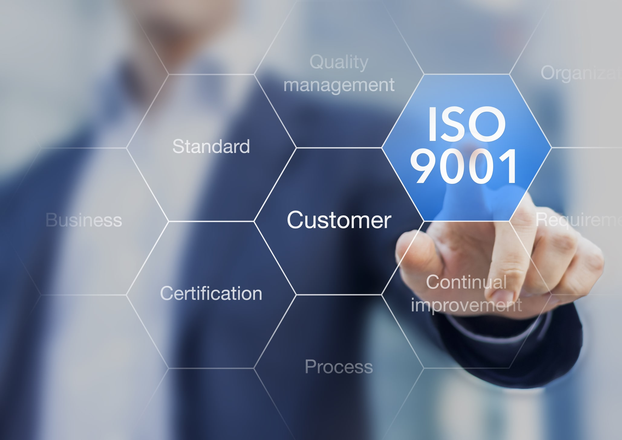ISO 9001 Certification in Saudi Arabia